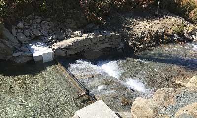 In Valle d'Aosta, le 3 centrali idroelettriche di Verdenergia