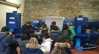 PMI day: visita alle 3 centrali idroelettriche Verdenergia in Valle d'Aosta